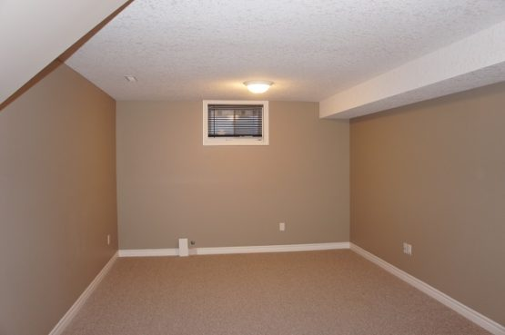 basement before kitchen