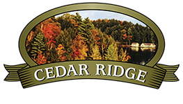 Cedar Ridge Construction Logo